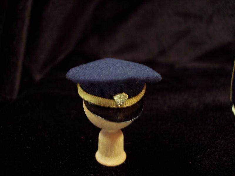 Close up of PoliceWomanHat